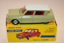 Dinky Toys 557 Citroën AMI 6 in 99% mint in box all original condition