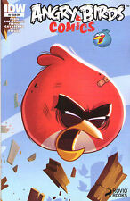 ANGRY BIRDS #6 Subscription VARIANT COVER