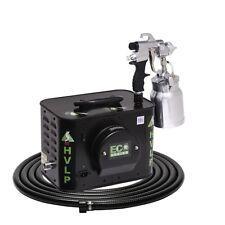 Apollo Eco 3 110v Three Stage Turbine Amp Hvlp Spray Gun For Auto Or Woodworking