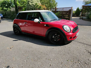 Mini Cooper R56 modified - now with 12 months MOT