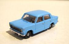 Hädl TT 122025-03 Polski Fiat 125p in hellblau für Spur TT NEUWARE mit OVP