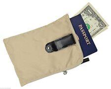 Hang on Clip Belt Travel Safe Money Holder Credit Card ID Wallet Hidden Conceal