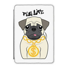 """Pug Life Dog Case Cover for Kindle 6"""" E-reader - Funny Puppy"""