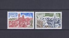 FRANCE, EUROPA CEPT 1977, LANDSCAPES THEME, MNH
