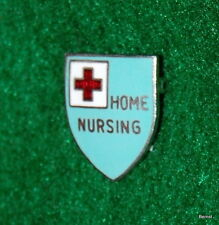 VINTAGE GIRL SCOUT  - RED CROSS HOME NURSING PIN
