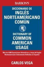 Diccionario de Ingles norteamericano comun:Dictionary of Common American English