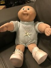 1982 Bald Cabbage Patch Baby With Original Outfit