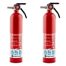 Paquete De 2 Extiguidores Extintor Contra Fuego Para Hogar Casa Oficina Negocio