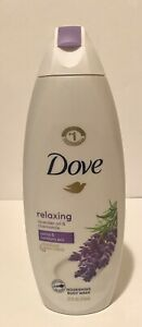 New Dove Relaxing Body Wash, Lavender Oil and Chamomile, 22 oz