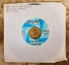 "THE ROLLING STONES Get Off Of My Cloud/I'm Free 7"" 45RPM, LONDON 45 LON 9792"