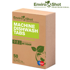More details for dishwasher tablet capsules x50 100% biodegradable with compostable packaging