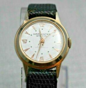Vintage Harvester Special Antimagnetic Swiss Made Wrist Watch - UK Stock