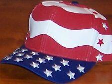 Baseball Cap Hat Adult Men Women America Flag USA - New