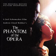 The Phantom of the Opera-2004-Original Movie Soundtrack- 14 Tracks CD