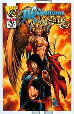 Magdalena Angelus Wizard 1/2  VF/NM Free Shipping!! Top Cow COA Exclusive