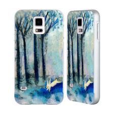Étuis, housses et coques argenté métallique pour téléphone mobile et assistant personnel (PDA) Samsung