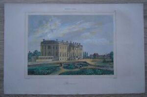 1837 print WHITE HOUSE, WASHINGTON D.C. (#90)