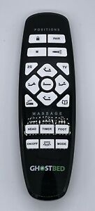 GhostBed OEM CJ001 Replacement Remote Control for Adjustable Base - SHIPS FREE!