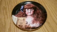 Collector's Plate Portrait Of Sophie From The Franklin Mint