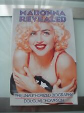MADONNA REVEALED 1991 Unauthorized Bio 1st Print