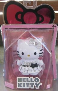 HELLO KITTY CRYSTAL KITTY DOLL LIMITED EDITION ** BRAND NEW IN BOX**