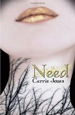 Complete Set Series - Lot of 4 Need books by Carrie Jones YA Captivate Entice