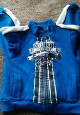 Izod Indy Car Indianapolis Motor Speedway IMS Full Zip Sweatshirt Youth Size 7