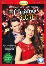 Hallmark's The Christmas Secret DVD Bethany Joy Lenz New Holiday Release