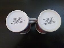 Lot of 2 2014 Candy Sanrio Co Hello Kitty Mugs Cups