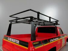 New Metal Cargo Bed Roof Luggage Rack for Tamiya R/C 1/10 Super Clodbuster Truck