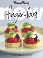 New Finger Food (Australian Womens Weekly) By The Australian Women's Weekly