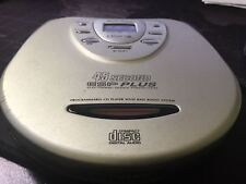 Lenoxx Sound Cd87 Discman Walkman Portable Cd Player 45sec Anti Skip - White