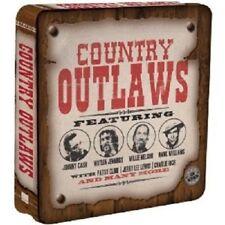 COUNTRY OUTLAWS (LIM.METALBOX EDITION) 3 CD NEU