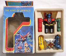 VINTAGE GOLION VOLTRON BOOTLEG DIE CAST THE KING OF ANIMALS MADE IN TAIWAN NUOVO
