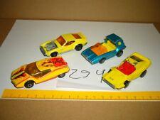 Konvolut Nr. 294 MATCHBOX-LESNEY Woosh, Soopa, Datsun, Mustang