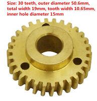 2pcs Milling Machine Parts Gear C85Z Shaft Clutch Insert For Bridgeport Milling