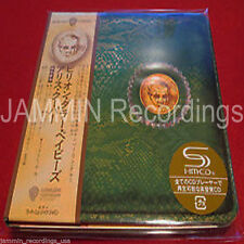ALICE COOPER - BILLION DOLLAR BABIES - JAPAN MINI LP SHM CD - ALICE COOPER