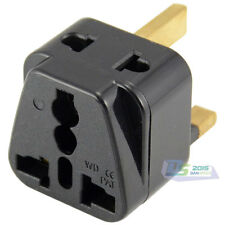 Mini Us Au Eu To Uk Ac Power Charger Plug World Travel Adapter Outlet Converter