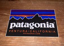 Very RARE Patagonia Sticker