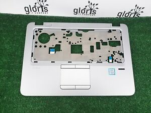 Used Genuine HP EliteBook 820 G3 Palmrest Touchpad Mouse Buttons 821692-001 *A-