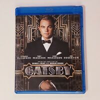The Great Gatsby [Blu-ray] - Leonardo DiCaprio, Tobey Maguire, Carey Mulligan