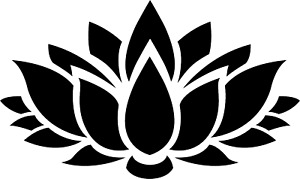 Lotus Flower Style Wall Window Car Sticker Vinyl Decal Craft Many Colours & Size