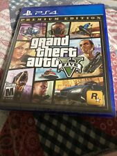 New listing Grand Theft Auto V Gta 5 Premium Edition - Ps4 - Brand New   Factory Sealed