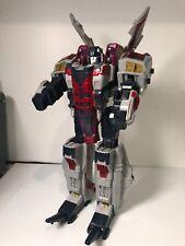 Transformers Starscream Jetfire Hasbro Takara 2004 Jet Airplane Cybertron