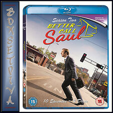 BETTER CALL SAUL - COMPLETE SEASON 2   **BRAND NEW BLURAY**