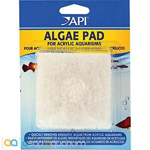 API Algae Pad For Acrylic Aquariums Algae Scrubbing Pad