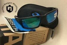 Costa Del Mar TF01OGMGLP, Fantail Polarized Blackout Green Mirror 580G Glasses