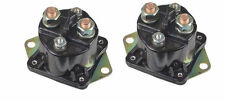 2 NEW WINCH SOLENOID WARN 12 VOLT HEAVY DUTY 28396 72631 FAST SHIPPING!