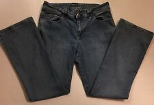 Duplex Womens Jeans~Size 14~Boot Cut~Light Wash~Nice/Great Condition
