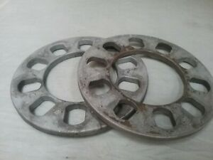 CHEV, HOTROD, HOLDEN, FORD 8MM WHEEL SPACERS